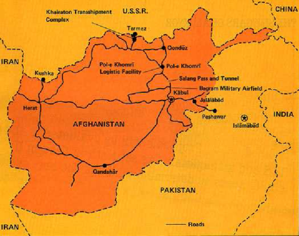 Carte Afg